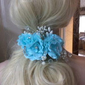 Sininen hiuskukka, BLUE