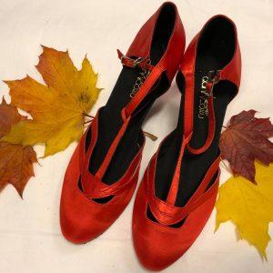 Punaiset tanssikengät, RED